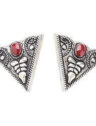 z&x® estilo vintage clip de cuello de triángulo