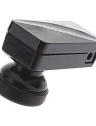 Auricular Bluetooth Mono V2.1 con gancho y el adaptador de enchufe de la UE para Samsung I9300 Galaxy S3 y otros (colores surtidos)