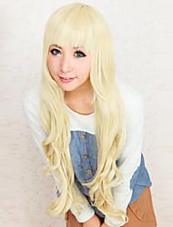 peruca cosplay inspirado k-on! Tsumugi Kotobuki