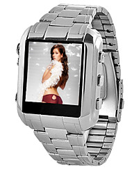 Reloj MP4 8GB Multimedia Player con grabadora de voz y la brújula