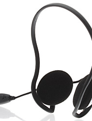 Sporty Comfort Stereo Headphone with Microphone for Gaming & Skype