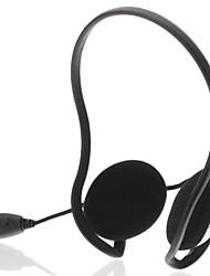 Спортивный Comfort стерео наушники с микрофоном для игр и Skype