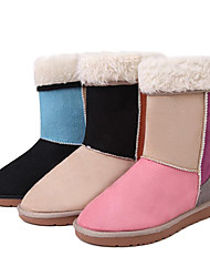 Jane Birken-Newest Women's Wram Thick Wool Anti-slip Boots