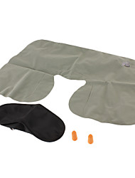 Travel Travel Sleep Mask / Travel Pillow / Travel Ear Plugs / Camping Pillow Travel Rest Foldable / Portable