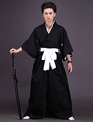 Kimono Ichigo Kurosaki Soul Reaper Uniform Cosplay Costume