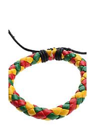 z&x® bunte Webart Seil Armband