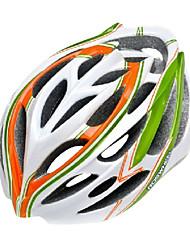 Cómodas + EPS + Seguridad Cascos para bicicleta con 30 PC Vents 91587