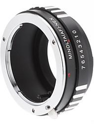 minolta af um tipo de lente para Sony Alpha NEX e-mount adaptador de câmera