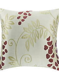 lutte contre ™ jacquard raisin taie d'oreiller décoratif