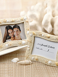 Resin Place Card Holders Frame Style Gift Box