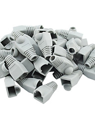 Kabel RJ45-connector Cap Heads (50-delig pak)