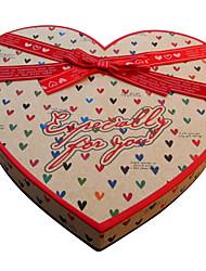 Precioso Little Hearts caja de regalo con la cinta bowknot