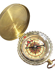 Portable Copper Compass