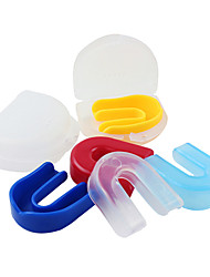 Single-Deck Boxing Mouthpiece Facing(1PCS,Random Color)