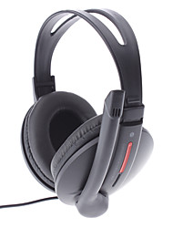 KM-9400 Multimedia Headphone with Noise Cancelling and Microphone