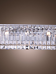 20W Wall light in Crystal Feature (G4 Bulb Base)