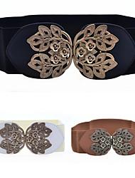 Basic Belt Vintage de la Mujer