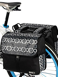600D / PVC Waterproof 28L Double Side Carriage Pack (Dot Pattern)