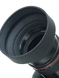 49mm Rubber Lens Hood for Wide angle, Standard, Telephoto Lens