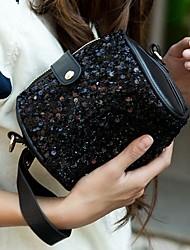 BLACK CAT Vintage Simplicity Clutch Bag/Camera Bag