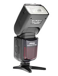 OLOONG SP-690 E-TTL II Speedlite luz do flash na câmera para Canon 600D 550D 7D 5D II4 POL02 (4 x AA)