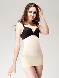 Chinlon e Shapewear Espartilhos Spandex