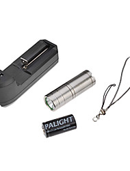 United Palight Z3 5-Mode Cree XP-E Q5 LED Mini Flashlight Set (3W, 200LM, 1x16340)
