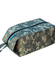 Digital Camo Slight-Waterproof Portable Medium Size Storage Bag for Travel