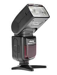 Oloong SP-690 TTL Speedlite Flash Light & Hotshoe suporte para Nikon D3100 D5100 D7000 (4 x AA)