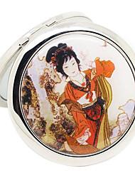 Ancient Beauties Compact Make Up Mirrors Random Send