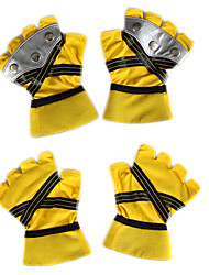 Sora Yellow Cosplay Gloves