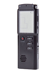 Digital Voice Recorder mit LCD-Display (4GB/FM)