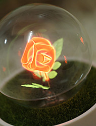 Rose Design LED Lamp