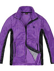 Langzuyoudang Men's Windproof Sports Fleece Jacket With Breathability