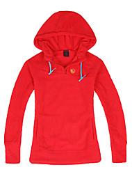 Langzuyoudang Women's Warm Hooded Pullover Hoodie
