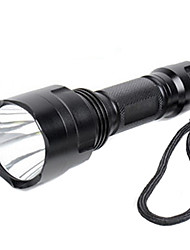 GOREAD C8L Cree Q5 LED High Power Taschenlampe D11100001