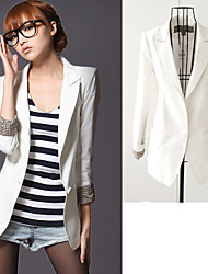 Women's Blazer , Work ¾ Sleeve