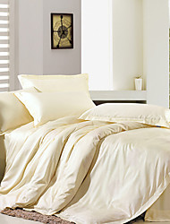 Solid Cotton Duvet Cover Sets