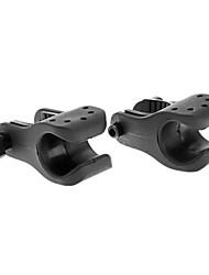 1-Pair Bicycle Mounting Bracket for Flashlight (10-25mm)