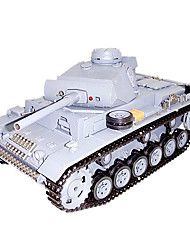 1:16 RC Tank Tiger Radio Remote Control Tanks Toys