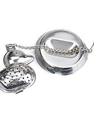 Patos-Tipo de acero inoxidable Bolsas de té