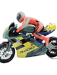 Newest 1:5 Scale RC Motorcycle Electric Radio Remote Control Motorcycle Toys