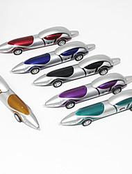 esecuzione di stile dell'automobile penna a sfera divertente