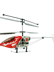 3CH RC helicopter with gyro LED light radio remote control helicopters indoor toy