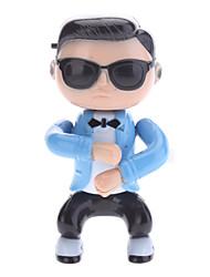 PSY Feature Clockwork Toy Dancing with Gangnam Style Music (3xAG13)