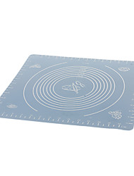 Middle Size Silica Gel Pad Baking Mat with Marks