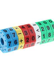 Магнитные Math Колеса игрушек для детей