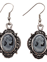 Exquisite Earring Bas relief