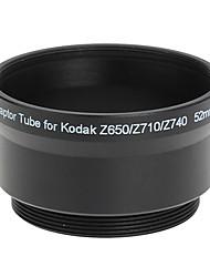 52mm Lens and Filter Adaptor Tube for Kodak Z650/Z740 BLACK