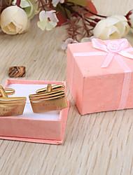 Gift Groomsman Personalized Delicate Cufflinks